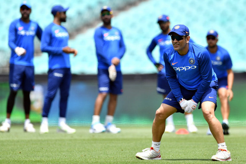 Dhoni is likely to miss the first ODI against Australia