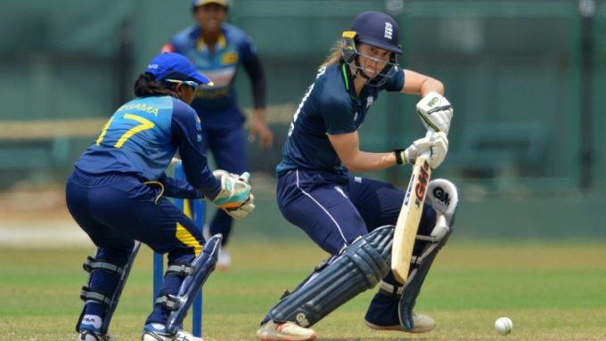 England Women's tour of Sri Lanka will not be broadcast