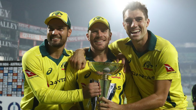 Australia World Cup hopes bolstered by statement series win