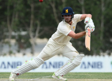 Dom Sibley century leads MCC recovery in County Champion match