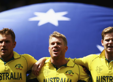 'It's bloody hard' to fit Warner, Smith in World Cup squad – Finch