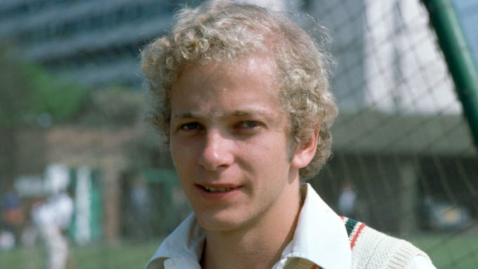 David Gower: Poetry in motion – Almanack tribute by Martin Johnson