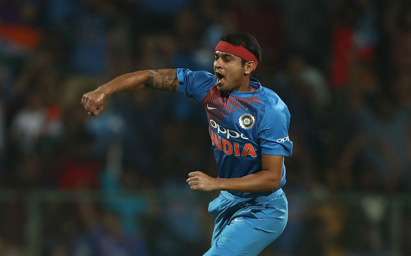Kaul was the third highest wicket-taker in the IPL 2018 with 21 scalps from 17 matches