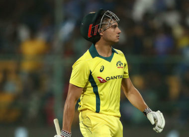 Marcus Stoinis left with an 'empty feeling' after last-over defeat