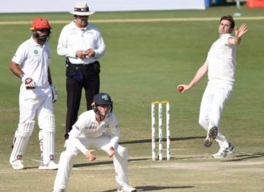 Cricket gives Murtagh an escape from nine-to-five