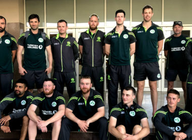 'How's the craic?' – Afghanistan v Ireland Test diary