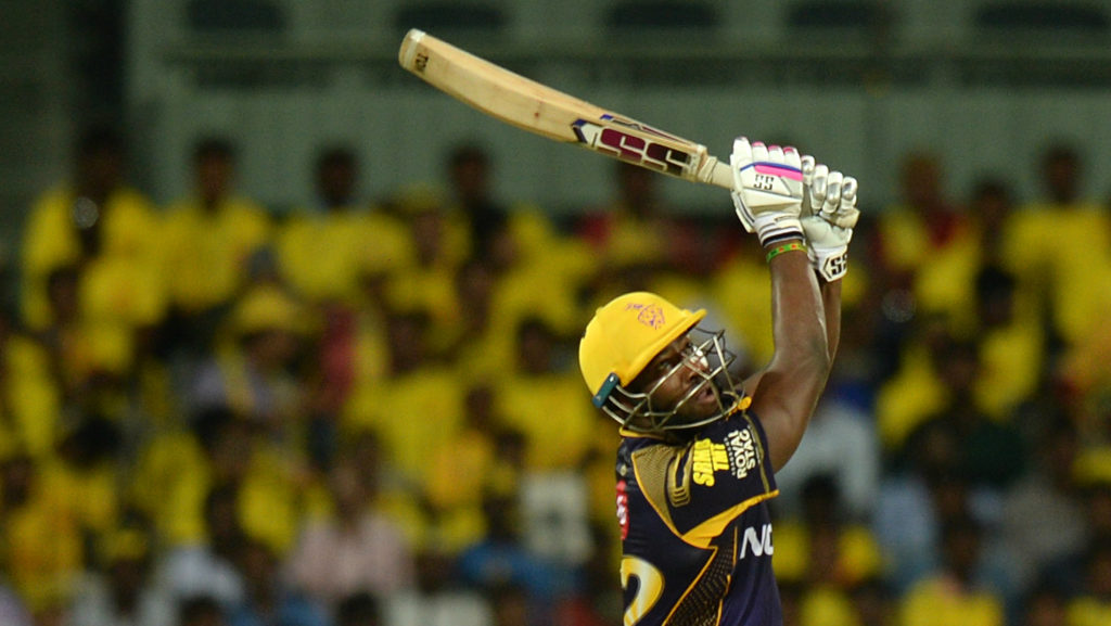 Andre Russell – IPL's MVP