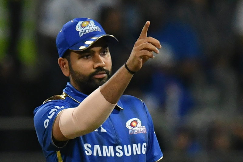 One victory at a time – Rohit Sharma's mantra