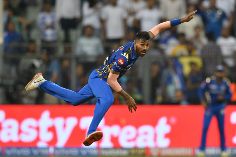 The west Indian all-rounder – Hardik Pandya 2.0
