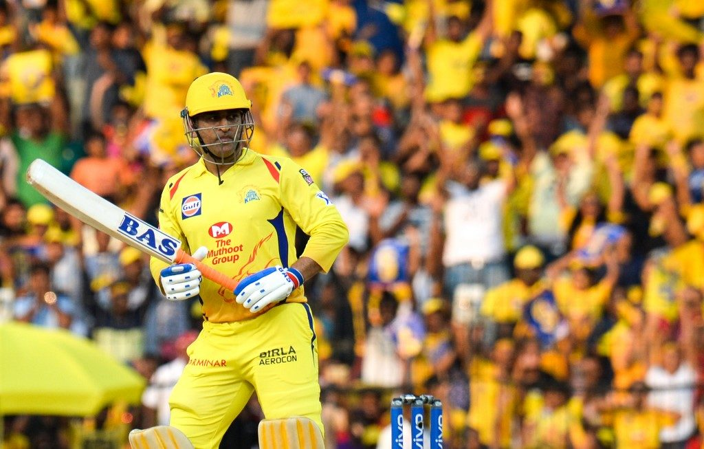 Even with MS Dhoni at the helm, Chennai were a mess