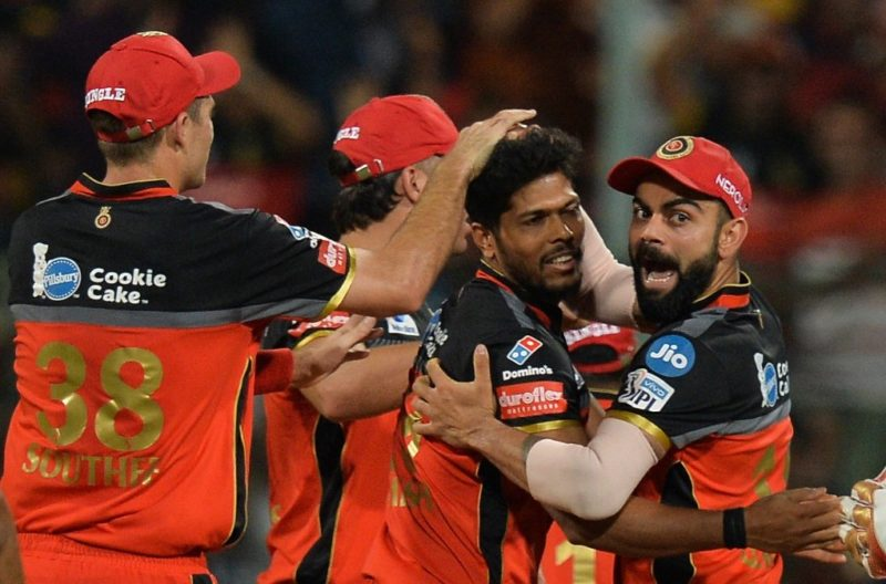RCB are yet to win an IPL title