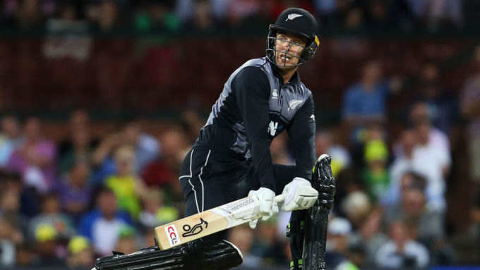 Uncapped Blundell included as New Zealand become first to name World Cup squad
