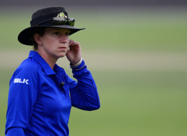 Claire Polosak becomes first woman to officiate in men's ODIs