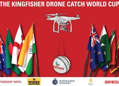 Kingfisher Beer looking for Drone Catch World Cup contestants