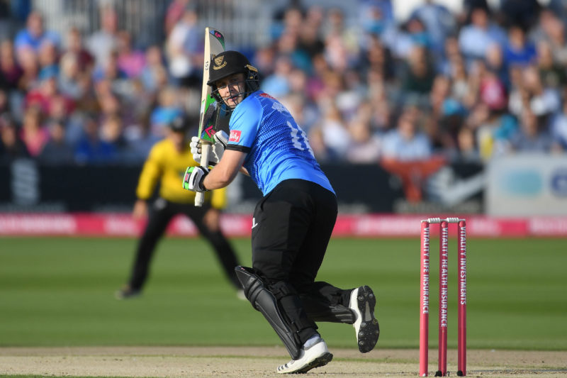 Wright will continue to lead Sussex Sharks in the T20 tournament