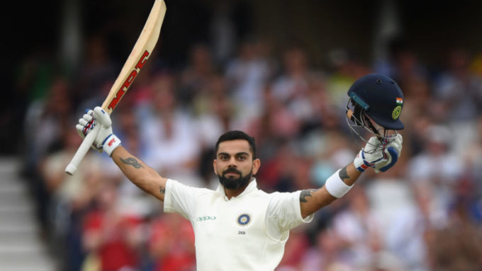 Virat Kohli named among Wisden's Five Cricketers of the Year