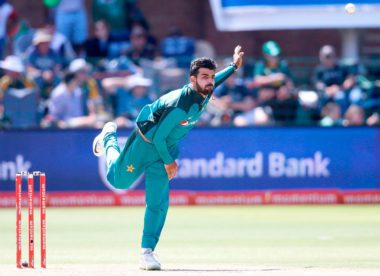 Shadab's World Cup in doubt as Yasir replaces him for England series