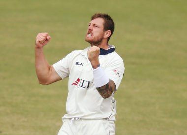 Victoria coach calls for James Pattinson's Ashes selection