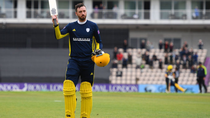 Vince favourite to replace Hales at World Cup after call up for Pakistan ODIs