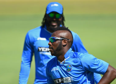 Andre Russell credits Chris Gayle for 'changing his life'