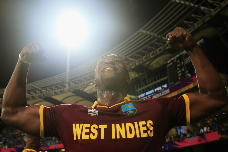 """2016, when we won the [T20] World Cup in India, that year changed my life"""