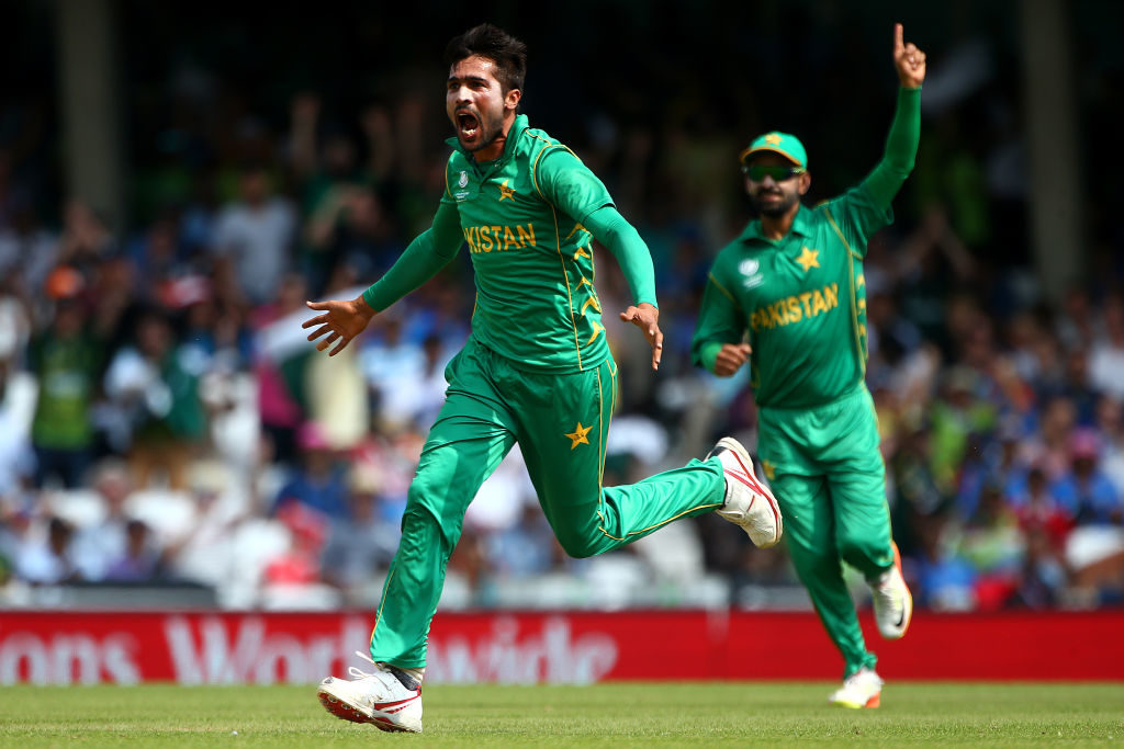 Pakistan star Amir will need to audition for the World Cup spot
