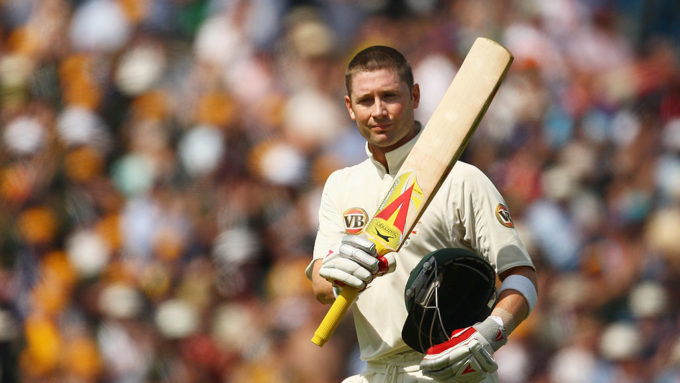 Michael Clarke: From glory boy to Australia's premier batsman – Almanack