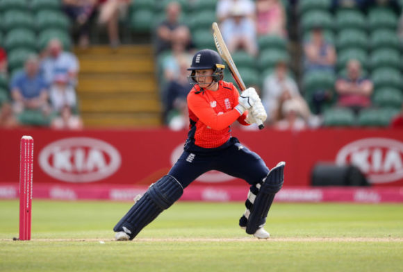 How to open in T20 with Tammy Beaumont