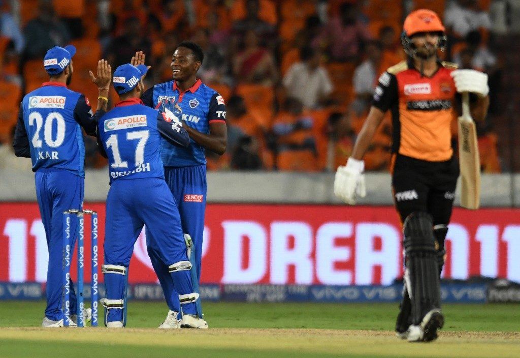 Delhi badly felt Kagiso Rabada's absence