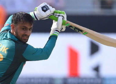 Shoaib Malik granted 10 days leave from England tour over 'personal issue'