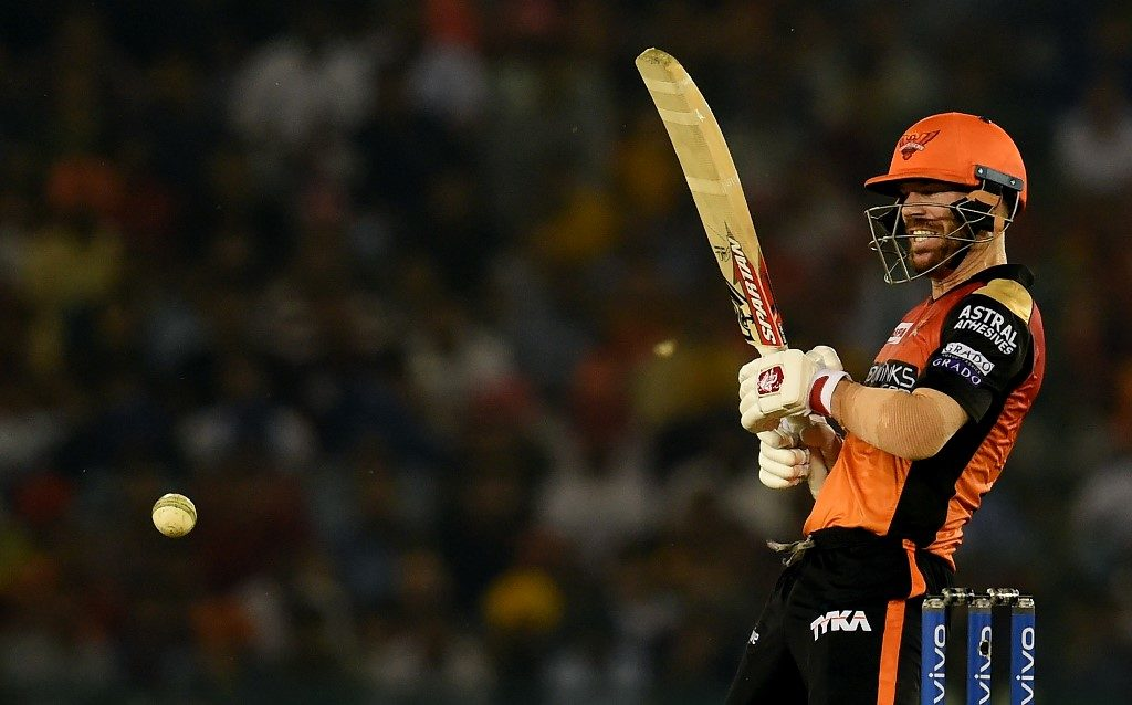 Are Sunrisers Hyderabad over-reliant on David Warner and Jonny Bairstow?