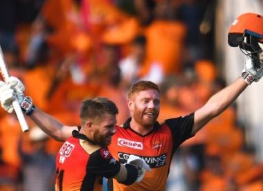 IPL 2019 daily brief: Warner, Bairstow break partnership records ... and RCB