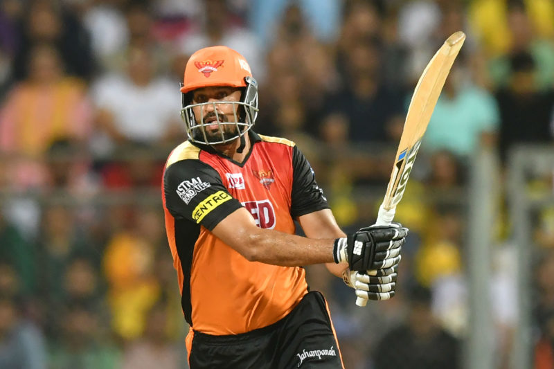 Yusuf Pathan in IPL 2019: 10 matches; 40 runs @ 13.33; HS: 16*
