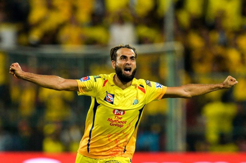 Imran Tahir for 100-metre gold