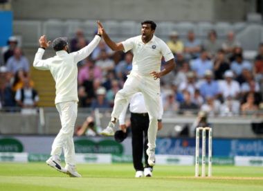 Ashwin says he's fighting his own benchmarks, amid constant chatter about overseas record