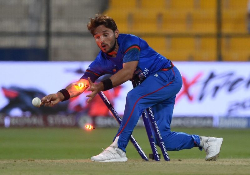 Gulbadin Naib was announced as Afghan's replacement in ODIs