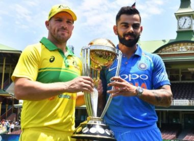 Cricket World Cup 2019: The captains
