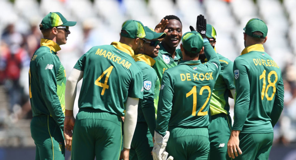 Cricket World Cup 2019 Team Preview South Africa Wisden
