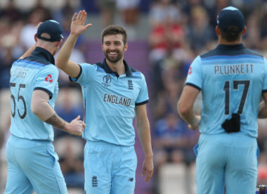 England sweat over Mark Wood's fitness