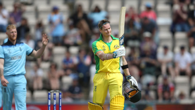 Boos 'water off a duck's back' for centurion Steve Smith