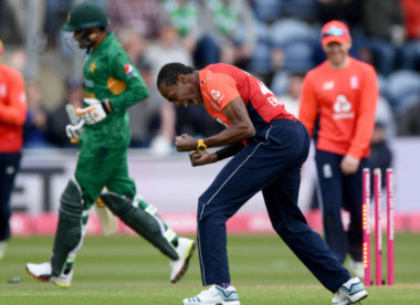 'He's blended in really well' – Eoin Morgan on Jofra Archer