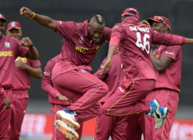 Holder lauds 'outstanding' West Indies bowlers after crushing win