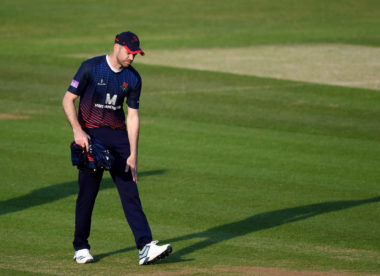 James Anderson injury concern after One-Day Cup blow