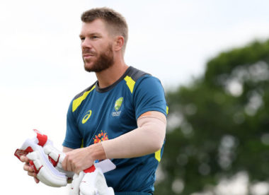 David Warner's fitness in focus ahead of Australia's World Cup opener