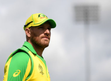 Aaron Finch wary of 'world-class' Afghanistan spinners