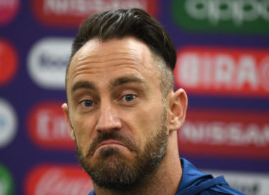 Faf du Plessis vows to attack with 'X-factor' fast bowlers