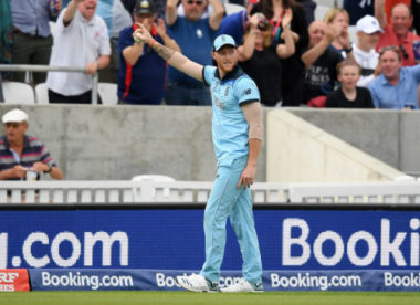 'It was a fluke' – Ben Stokes on incredible catch