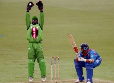 My favourite Cricket World Cup game: England v Kenya, 1999