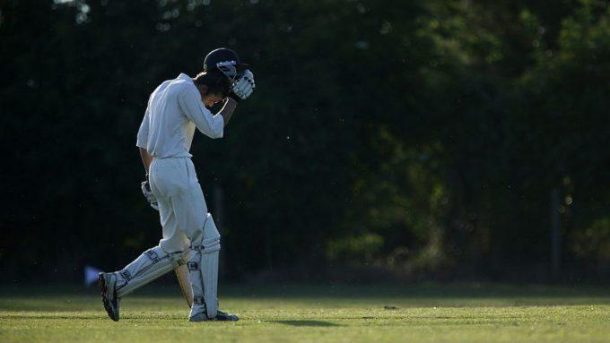 Sledging backfires as Australian club cricketer dislocates jaw