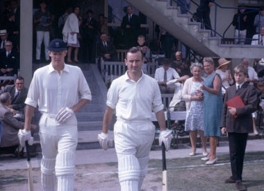Ted Dexter: 'Le grand seigneur of English cricket' – Almanack
